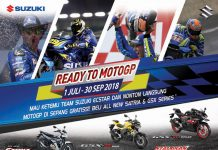 Program Suzuki Ready To MotoGP
