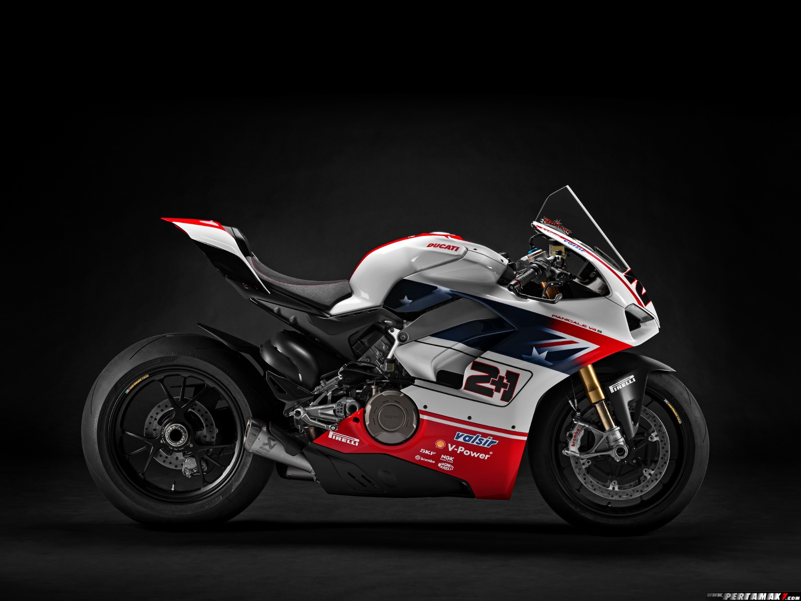 Ducati Panigale V4 S Troy Bayliss Race of Champions