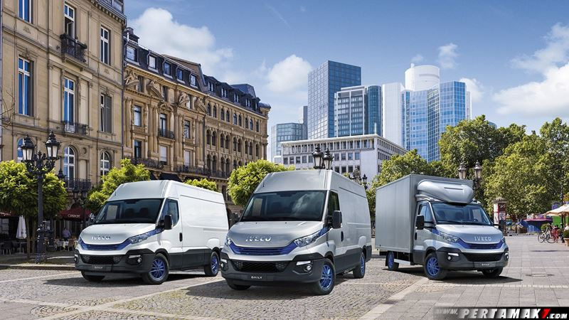 IAA Commercial Vehicles Iveco Daily Blue Power p7