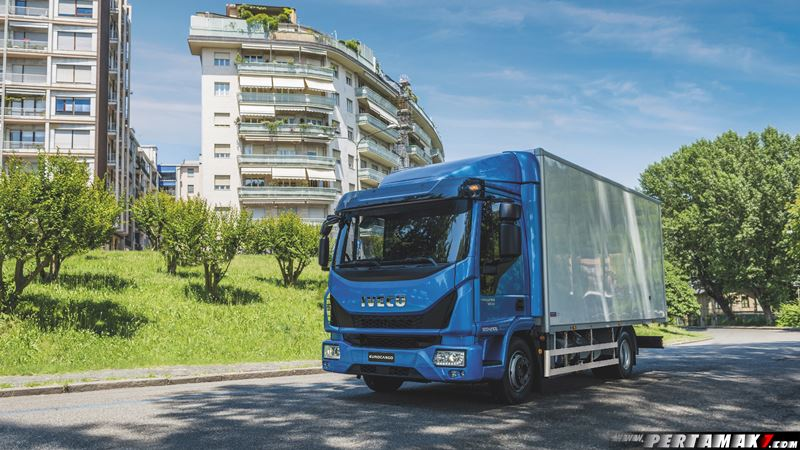 IAA Commercial Vehicles Iveco Eurocargo NP p7