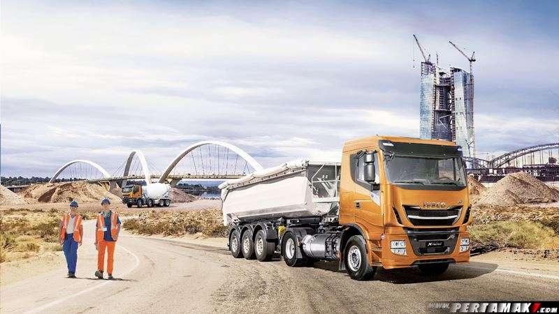 IAA Commercial Vehicles Iveco Stralis X-WAY NP p7