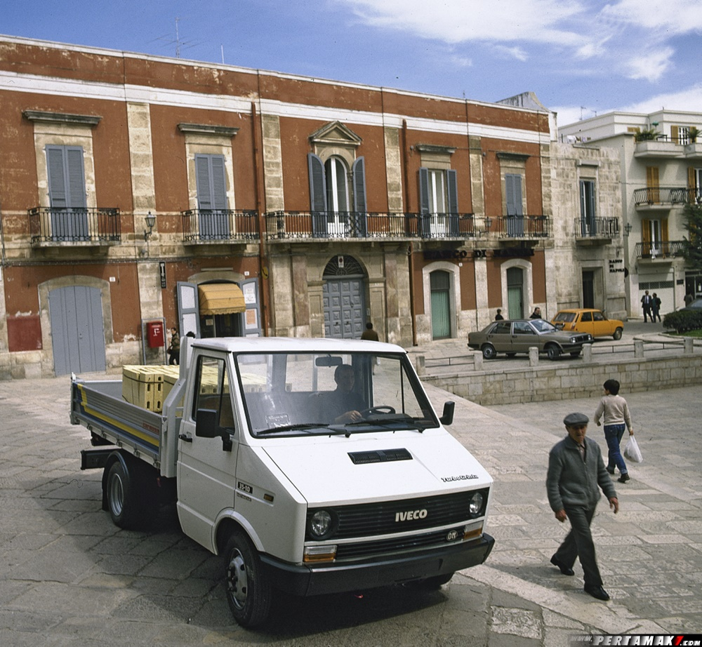 IVECO Daily1978_1st Generation_