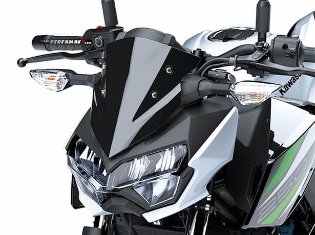 Headlamp LED Kawasaki Z250 Terbaru 2019