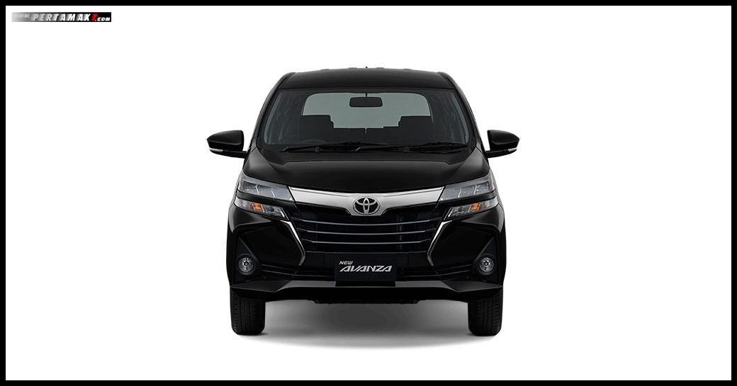 Toyota New Avanza Warna Hitam Facelift 2019 P7